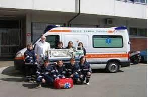 croce verde pavia policlinico 140 trasporti all anno in emergenza neonatale