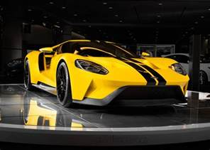 Gt Ford 2017 Ford Gt Output 647hp 745nm And 216mph Top Speed