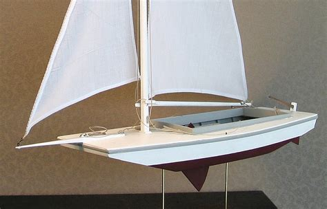 wooden scow for sale the model boatyard st michael s sailing scow