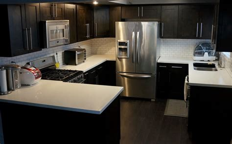 Espresso Shaker Kitchen Cabinets | espresso shaker cabinet city wholesale