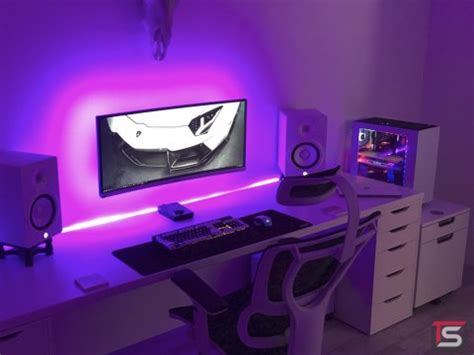 Dual Desk Office Ideas Pc Vs Consoles Why Gaming On A Pc Is Still Better Than