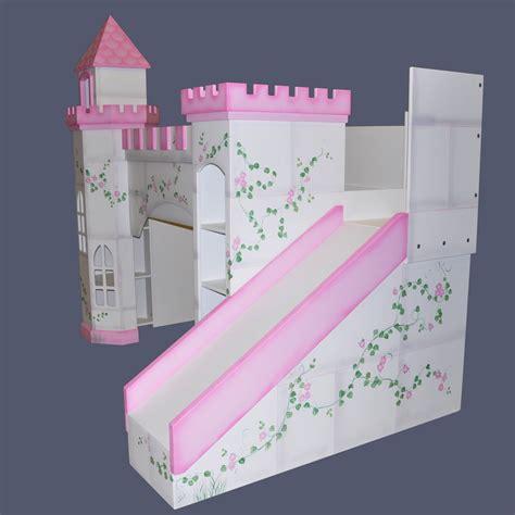 Leeds Castle Bunk Bed Designed And Custom Built By Bunk Beds Castle