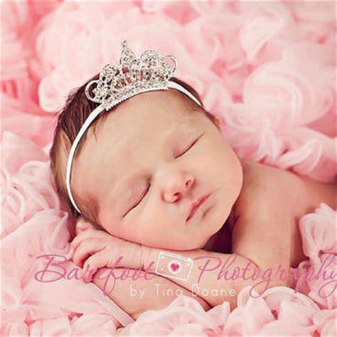 shop baby tiara headband on wanelo