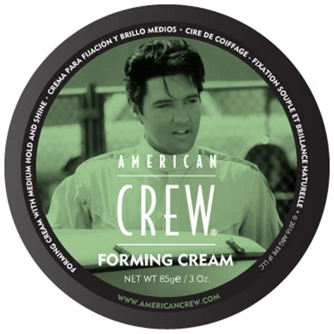 Pomade King Shine american crew launches elvis collection news
