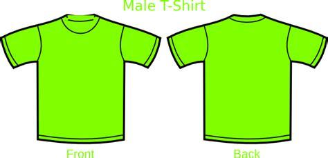 Kaos Tshirt Whynot lime green shirt clipart