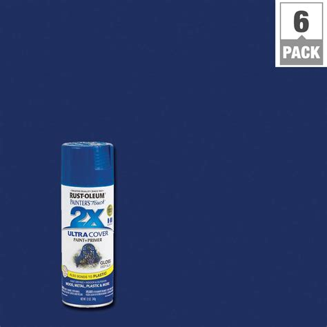 house spray painter rust oleum painter s touch 2x 12 oz aluminum general