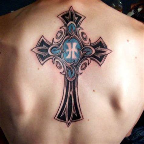 badass tattoos of crosses 38 best cross tattoos for images on god