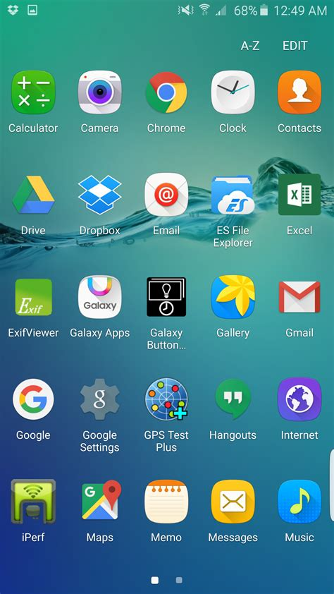 themes samsung touchwiz software touchwiz ux and edge ux the samsung galaxy