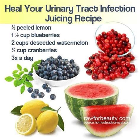 Nutribullet Kidney Detox Recipe by 25 Best Ideas About Urinary Tract Infection On