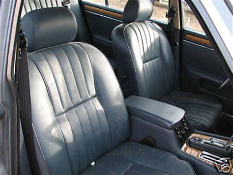 jaguar xj seat covers jaguar xj6 1979 1994 leather like custom fit seat cover ebay
