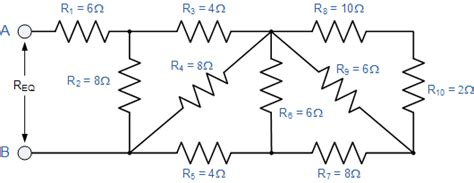 combination of resistors and capacitors resistors in series and parallel resistor combinations