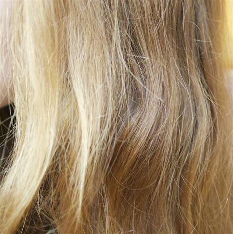 Haare Bleichen by Haare Mit Kamillentee Aufhellen
