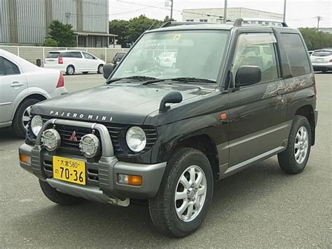 mitsubishi mini cost 1994 mitsubishi pajero mini h56a xr ii for sale japanese