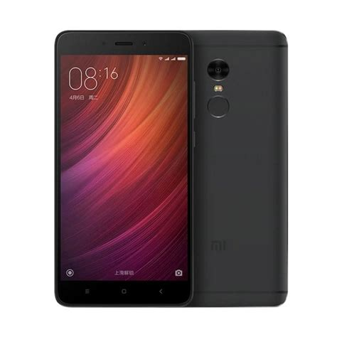Xiaomi Redmi Note 4 4 64gb Black by Jual Xiaomi Redmi Note 4 Pro Black 64gb 4 Gb