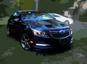 Chevrolet Cruze Performance Upgrades 2011 2014 Chevrolet Cruze Predator Ram Air Autos Post