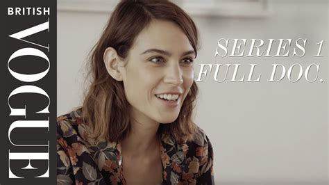 alexa secrets alexa chung uncovers fashion industry secrets full series one future of fashion british