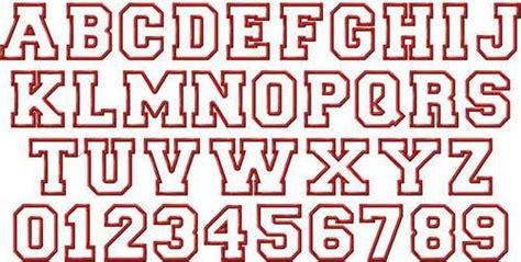 varsity applique font applique varsity letter fonts