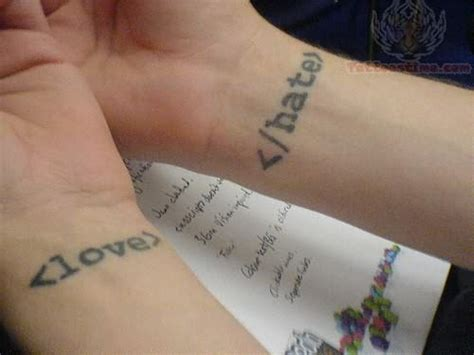 hate tattoos designs 78 tattoos designs for your wrists