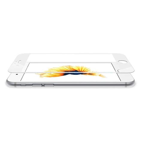Tempered Glass Ip 6 tempered glass screen protector iphone 6s white