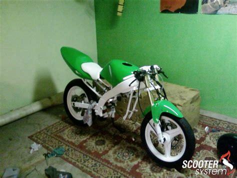 peugeot xr6 green kawa