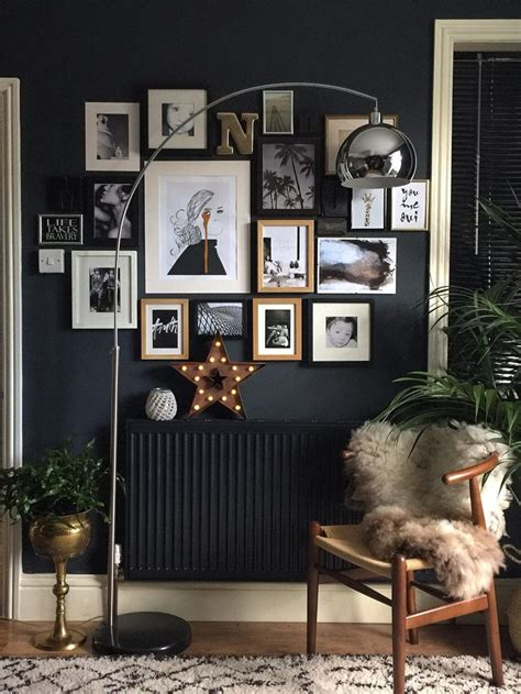 dark home decor best 25 black wall art ideas on pinterest black walls