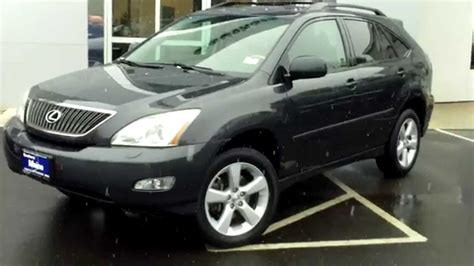 lexus truck 2007 used 2007 lexus rx 350 suv all wheel drive saco maine