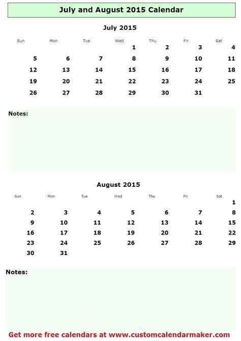 printable calendar 2015 june july august 8 best images of june july august 2015 calendar printable