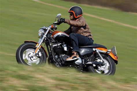 Motorrad Dauertest Harley Road King by Dauertest Harley Davidson Sportster Xl 1200 Ca Motorrad