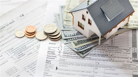 what are the property tax implications of selling a house