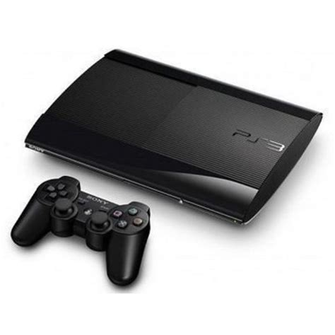playstation 3 console 250gb console playstation 3 slim 250gb sony consoles