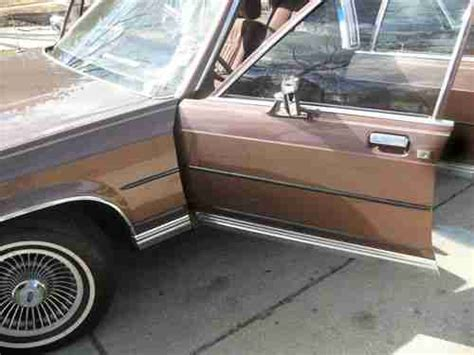 automobile air conditioning repair 1989 ford ltd crown victoria instrument cluster purchase used 1989 ford ltd crown victoria lx sedan 4 door 5 0l in broadview illinois united