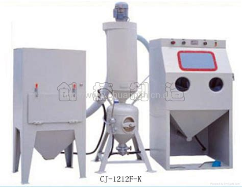 sandblasting suppliers pressurizing type manual sandblasting machine cj 1010f