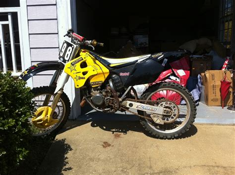 Suzuki 125 Dirt Bike Top Speed 1987 Suzuki Rm 125 900 Or Best Offer 100374167 Custom