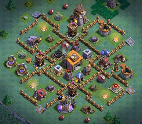 desain layout th 6 top 18 best builder hall bh6 base new anti 1 star