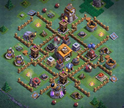 desain layout th 6 top 18 best builder hall bh6 base new anti 1 star