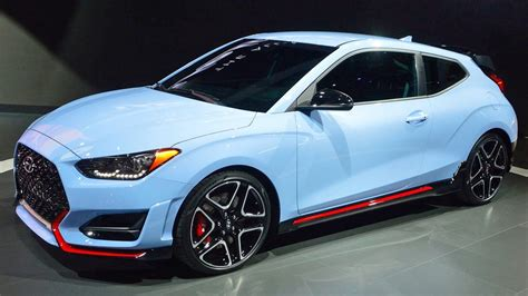 2019 hyundai models 2019 hyundai veloster arrives with turbo and n models in tow