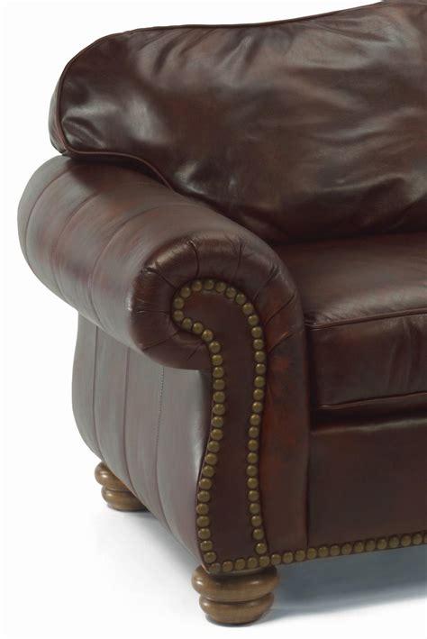 flexsteel bexley leather sofa bexley sol by flexsteel belfort furniture flexsteel