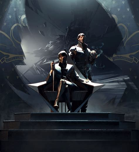 the art of dishonored fine art the art of dishonored 2 kotaku australia