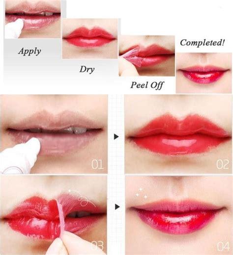 tattoo lips korea korea magic lip tattoo long lasting 12ml 11street