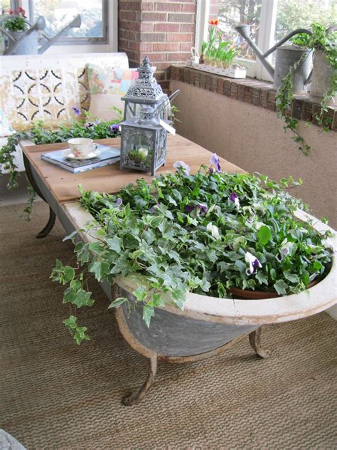 bathtub garden very pinteresting ideas for the garden
