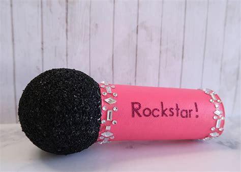 Best 25 Microphone Craft Ideas On Pinterest Diy Karaoke Party Karaoke Party And Kids Karaoke Microphone Cake Template