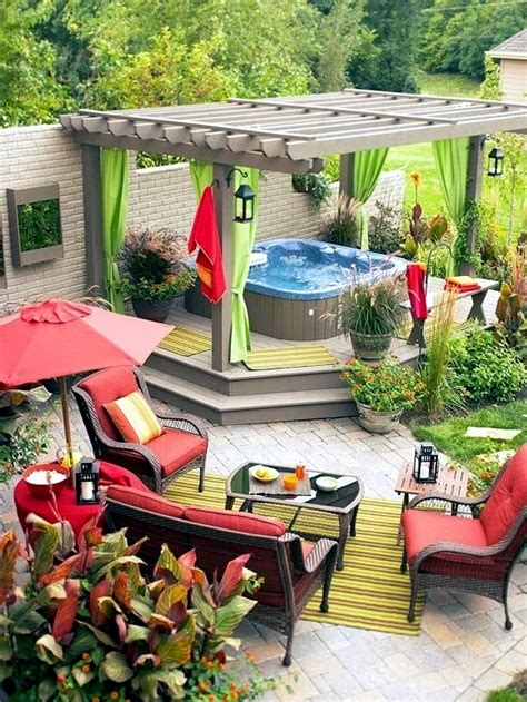 Install the hot tub in the garden ? 25 ideas to make the