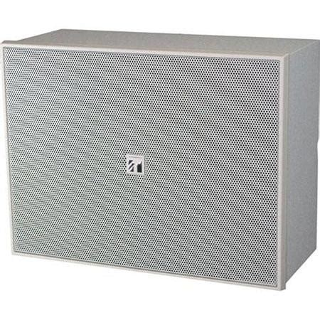Speaker Toa Bs 678 toa electronics bs 678 wall mount 6 quot woodbox speaker