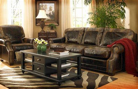 rustic leather living room furniture rustic leather sofa set rustic leather sofa