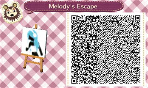 Seven Melody 11mm Kode 3 melody s escape acnl qr code by spykexd on deviantart