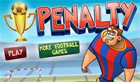 giochi di tiri in porta tiri in porta penalty il gioco