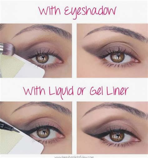 Eyeliner Dan Eyeshadow 5 trik makeup wajah yang harus kamu tahu kawaii japan