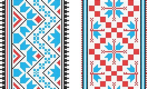 pixel pattern ai knitting free vector download 96 free vector for