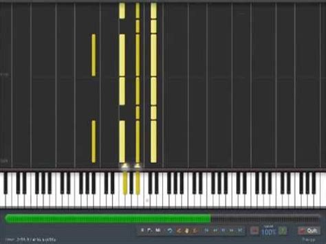 tutorial piano nirvana where did you sleep last night nirvana easy piano