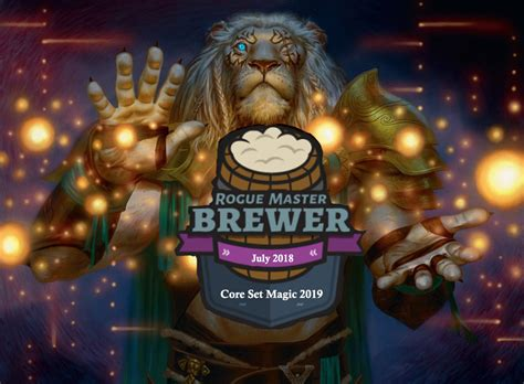 rogue master brewer july  core  open  rogue